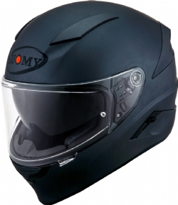 Cascos Suomy Speedstar Plain Antracita Mate