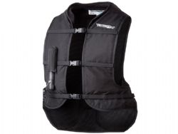 Chaleco Airbag Helite Turtle Negro