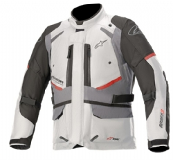 Chaqueta Alpinestars Andes V3 Drystar Gris Ice / Gris Oscuro