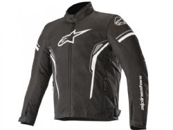 Chaqueta Alpinestars T-SP-1 Waterproof Negro / Blanco