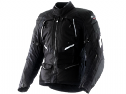 Chaqueta Clover Gts Wp Airbag Negro