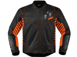 Chaqueta Icon Wireform Naranja
