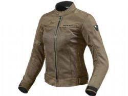 Chaqueta Revit Eclipse Lady Marrón