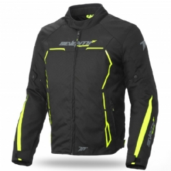 Chaqueta Seventy Degrees SD-JR65 Negro / Amarillo Fluor