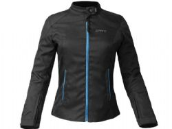 Chaqueta Sprint Lady Paris Negro Azul