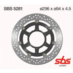 Disco Freno SBS 5281