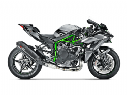 Escape Akrapovic S-K10E3-HX2C