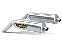 Escape Akrapovic SS-S10SO1-HT
