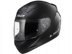 Casco Ls2 FF352 Rookie Solid Negro