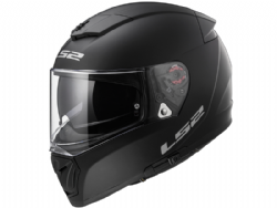Casco Ls2 FF390 Breaker Solid Negro Mate