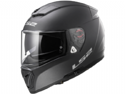 Casco Ls2 FF390 Breaker Solid Titanio Mate