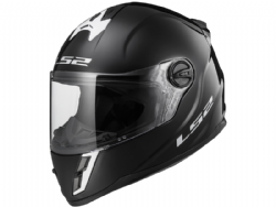 Casco Ls2 FF392J Kid Solid Negro