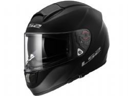 Casco Ls2 FF397 Vector Solid Negro Mate