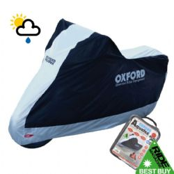 Funda moto Oxford CV202 Aquatex Medium M