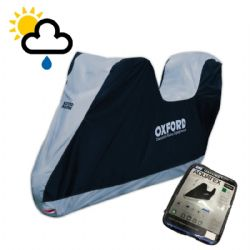 Funda moto Oxford CV207 Aquatex Top Box Extra Large XL