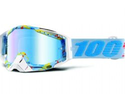 Gafas motocross 100% Racecraft Hyperloop / Espejo azul