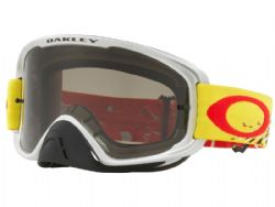 Gafas Oakley O-Frame MX 2.0 Checked Finish Amarillo / Rojo / Gris oscura