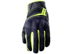Guantes Five RS3 Negro  Amarillo
