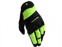 Guantes Onboard On Air Negro / Amarillo Fluor