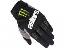 Guantes Alpinestars Raptor 2020 Monster Negro