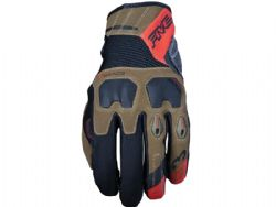 Guantes Five GT3 WR Marrón