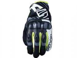 Guantes Five RSC Blanco / Amarillo