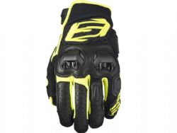 Guantes Five SF3 Negro / Amarillo