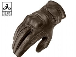 Guantes Onboard 60s Eyes Mujer Marrón