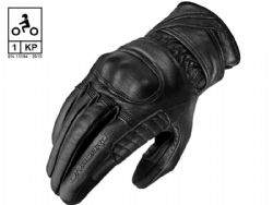 Guantes Onboard 60s Eyes Mujer Negro
