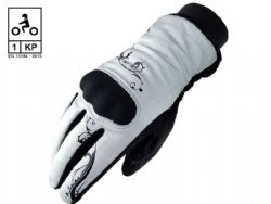Guantes Onboard Amy Gris / Negro / Azul