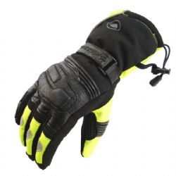 Guantes On board Artic Negro / Fluor