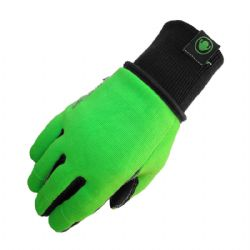 Guantes On board Covert Verde Fluor