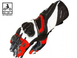 Guantes OnBoard Prx-1 Negro-Rojo