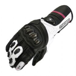 Guantes Onboard 1ST Lady Negro-Blanco-Roasa