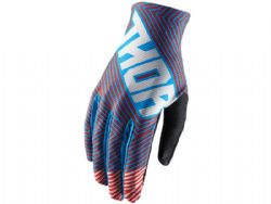 Guantes Thor Void Geotec Azul / Rojo