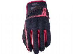 Guantes Five RS3 Negro / Rojo