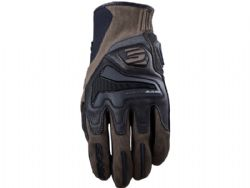 Guantes Five RS4 Marrón