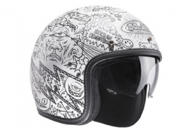 Casco Hjc FG-70s Machu MC10SF