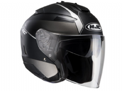 Casco Hjc IS-33 II Niro MC5SF