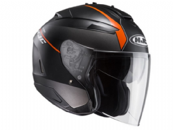Casco Hjc IS-33 II Niro MC7SF