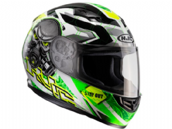 Casco Hjc CS-15 Rafu MC4H