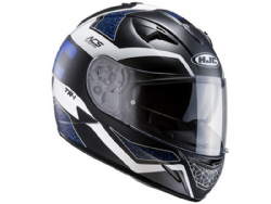 Casco Hjc TR-1 Tholos MC2SF