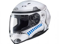 Casco Hjc CS-15 Star Wars Storm Trooper MC10SF