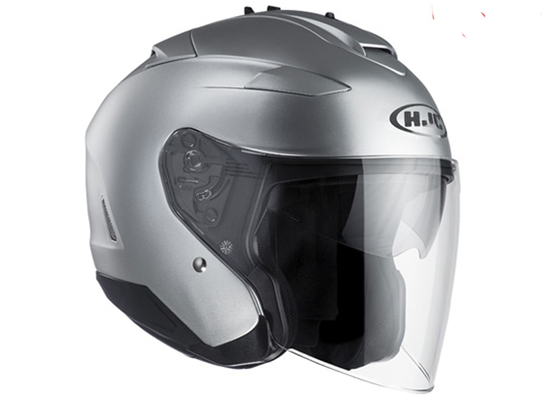 Casco Hjc IS-33 II Semi Gris