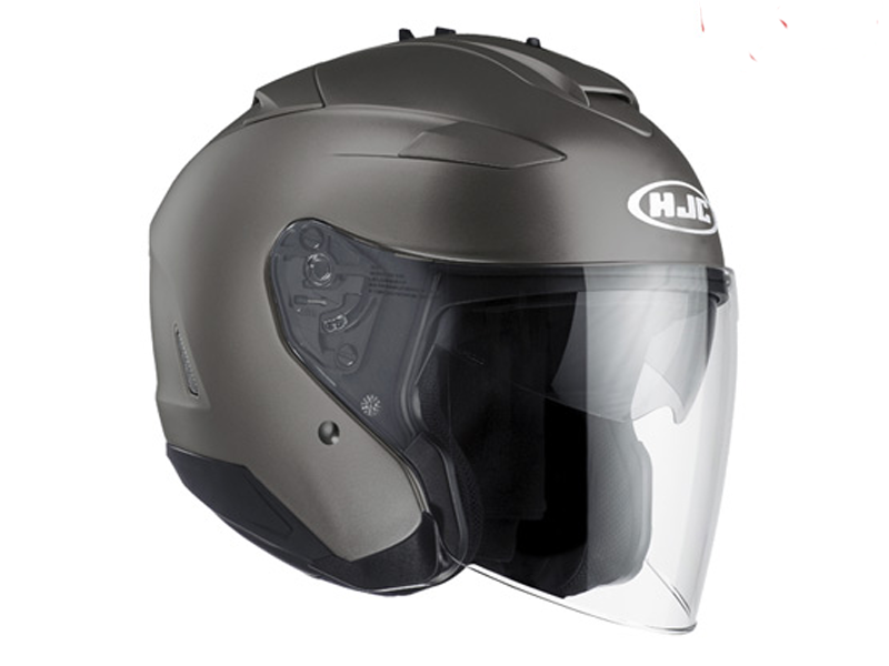 Casco Hjc IS-33 II Semi Titanio