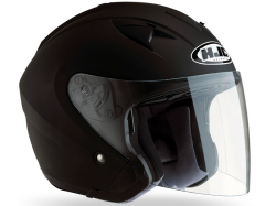 Casco Hjc IS-33 II Semi Negro Mate
