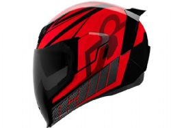 Casco Icon Airflite QB1 Rojo