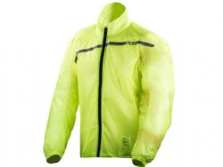 Chaqueta impermeable Ls2 Commuter Lady Amarillo