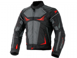 Chaqueta Seventy Degrees SD-JR55 Negro / Rojo