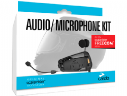 Kit Micro y Audio Cardo Freecom